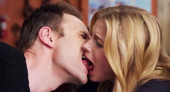 Premier baiser raté